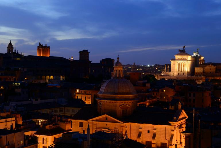 Capodanno a Roma è davvero un'emozione da provare