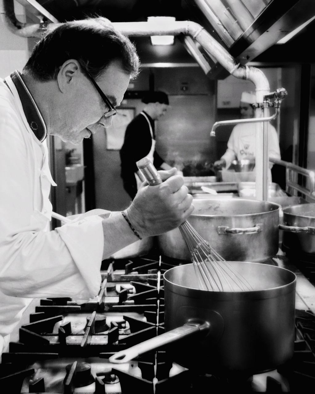 Sapori toscani sapientemente elaborati da Chef Ragoni