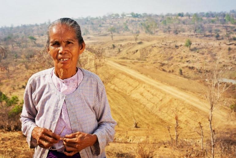 La donna birmana è pronta al riscatto con questo progetto turistico