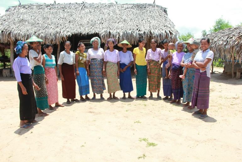 Lotta alla povertà in Myanmar sviluppando turismo a gestione locale
