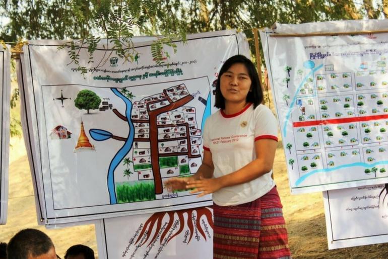 Il ruolo della donna in Myanmar acquisirà maggiore importanza con questo progetto turistico