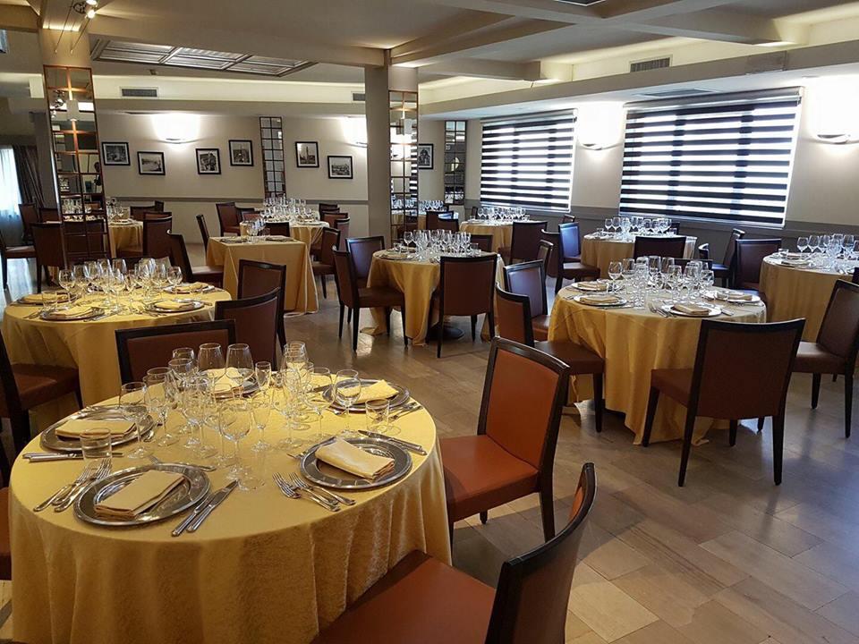 Show cooking a Firenze con ampi spazi ristorazione