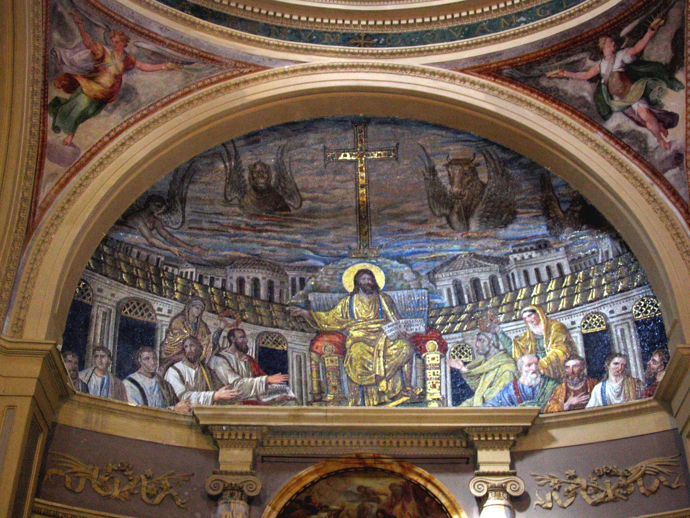 Alla scoperta del Rione Monti e della chiesa di Santa Pudenzana
