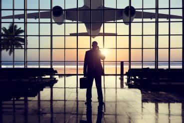 prolungamento dei viaggi di lavoro per businessman