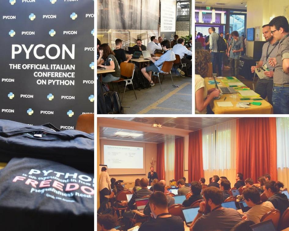 Pycon Nove è un esempio riuscito su come organizzare evento aggregativo