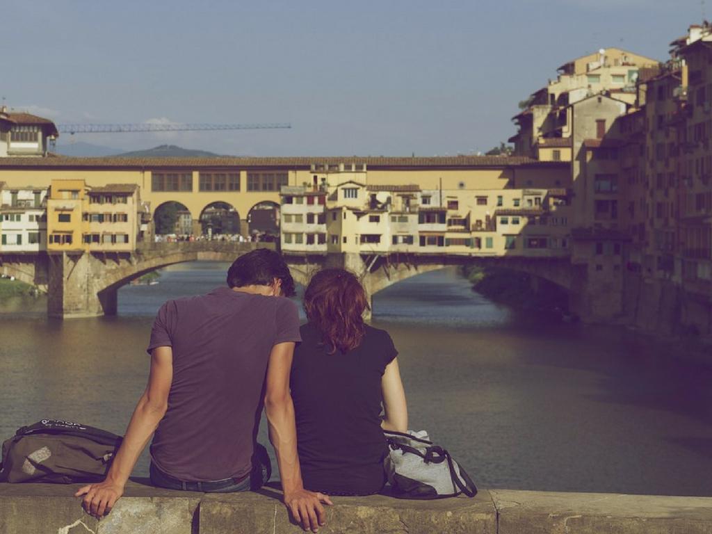 Il Ponte Vecchio è il luogo più romantico per un weekend a Firenze