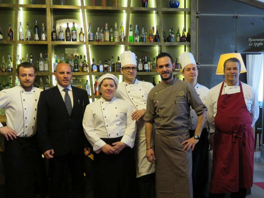 Grand Hotel Palatino - Gioco di squadra e umanità - Essere serviti con cortesia e professionalità