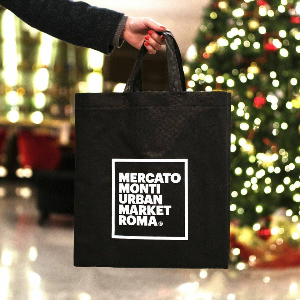 Mercato Monti - Urban Market - Grand Hotel Palatino - Roma