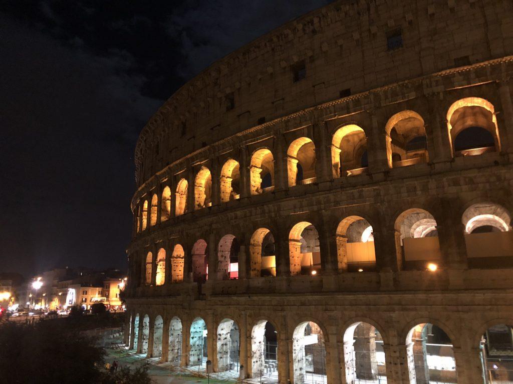 Colosseo Roma FH55 Grand Hotel Palatino