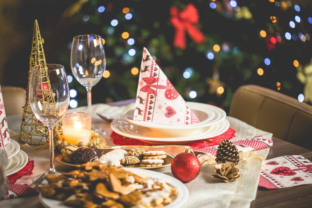 FH55 Grand Hotel Palatino Roma pranzo di Natale