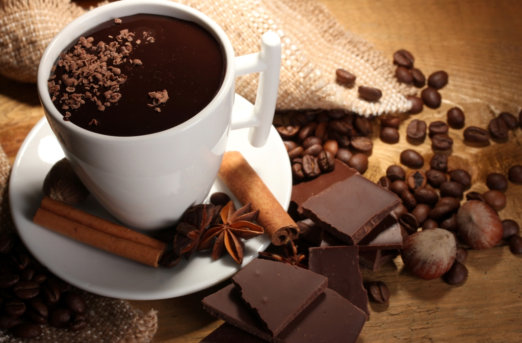 cioccolata calda - vacanze di 2 giorni a Firenze d'inverno