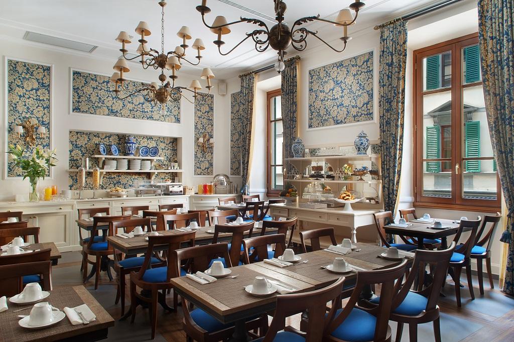 FH55 Hotel Calzaiuoli Firenze - colazione in albergo