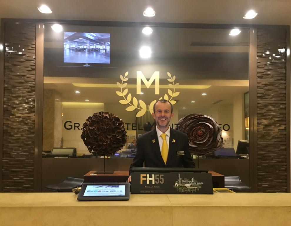 consigli receptionist Grand Hotel Mediterraneo per vacanze a Firenze d'inverno