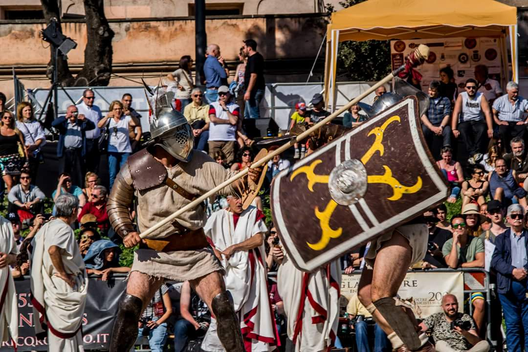 Esperienze da fare a Roma - Natale di Roma - attività organizzate dal Gruppo Storico Romano