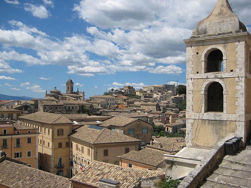 Toscana e Lazio - i borghi d'Italia
