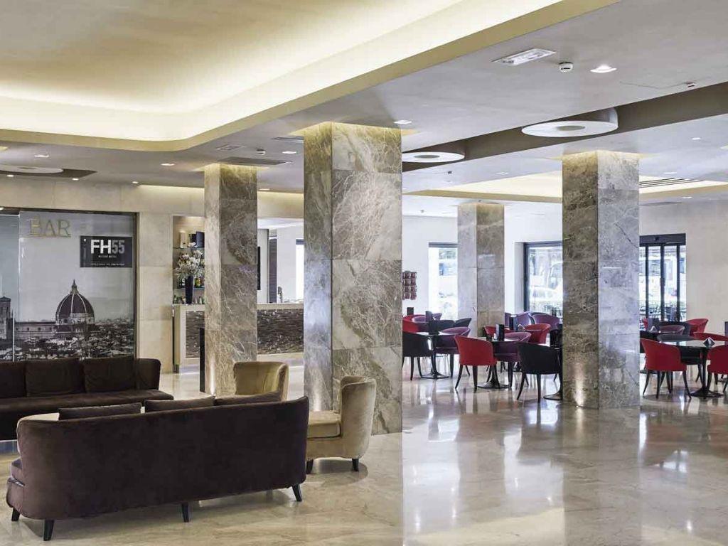 location perfetta per eventi ECM - FH55 Grand Hotel Mediterraneo - Firenze - spazi espositivi per eventi ecm