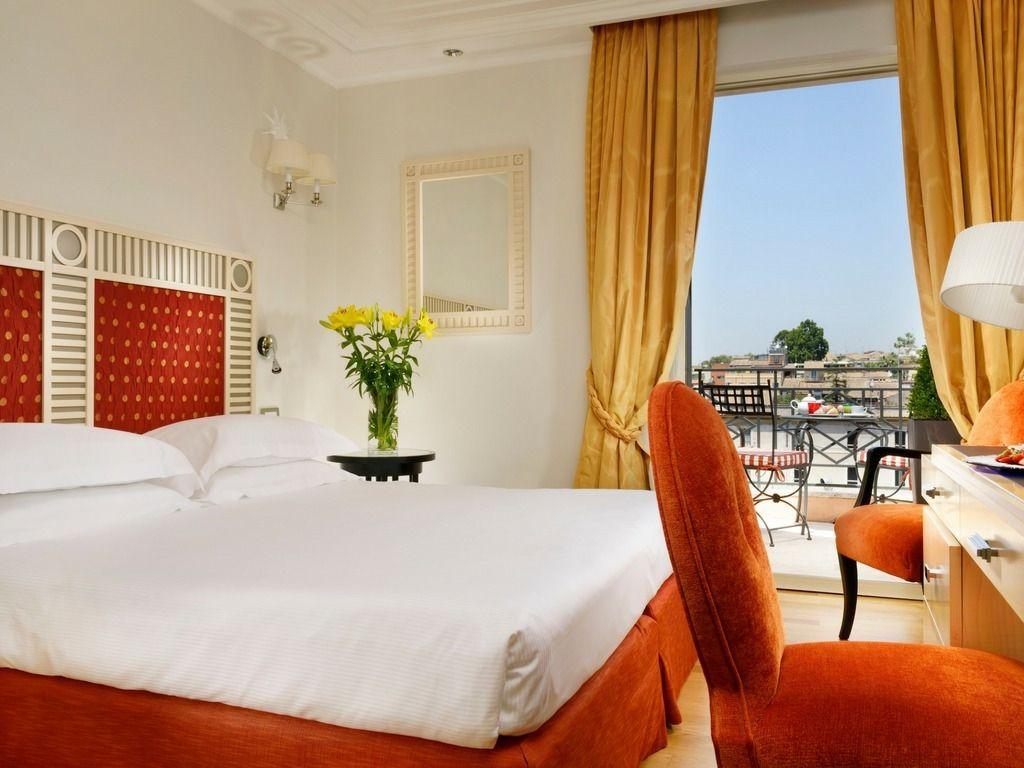 FH55 Grand Hotel Palatino - manager in viaggio - viaggi di lavoro roma