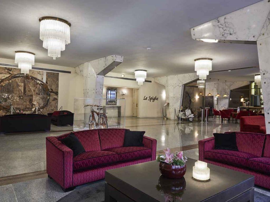 hall - FH55 Grand Hotel Palatino - Roma