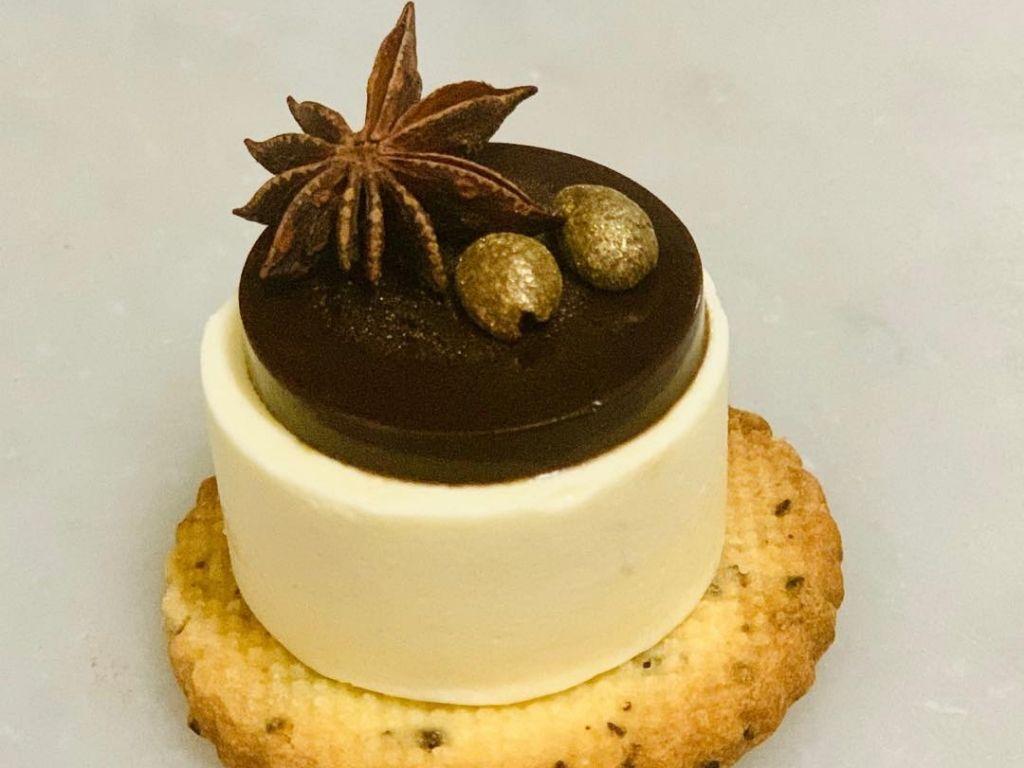 dolci e torte creative - mignon al tiramisù - arte pasticcera - Lina Shopova - FH55 Grand Hotel Palatino