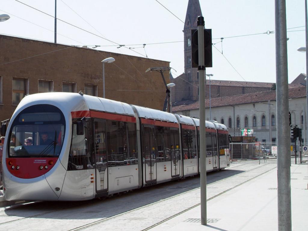 vacanze ecologiche a Firenze in tramvia