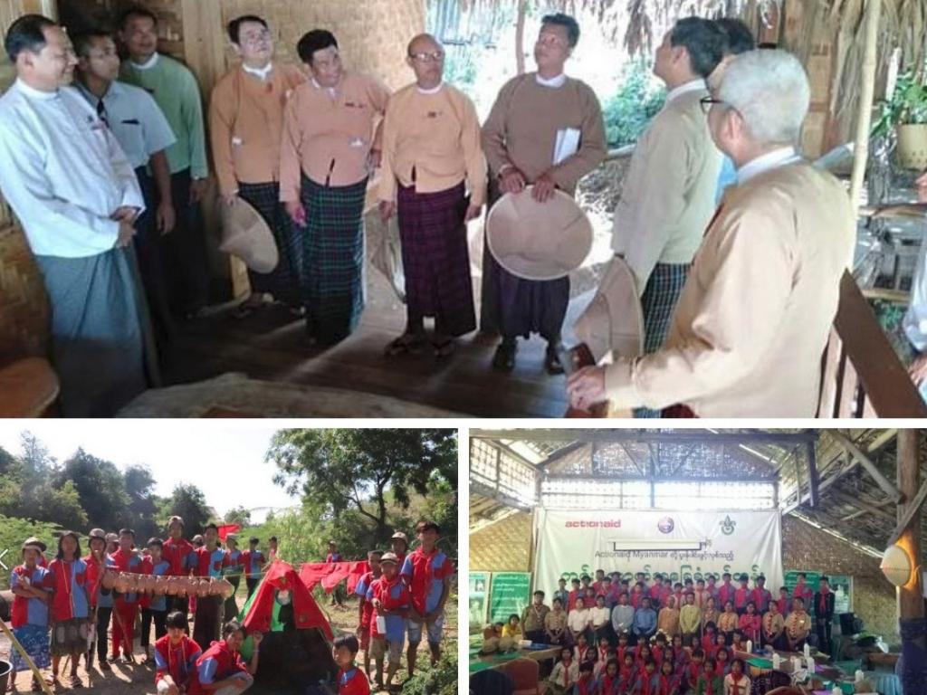 il Myanmar riconosce l'importanza del progetto di accoglienza turistica