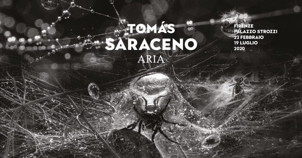 """Vacanza arte e cultura alla mostra di Tomás Saraceno - """"Aria"""" a Palazzo Strozzi"""