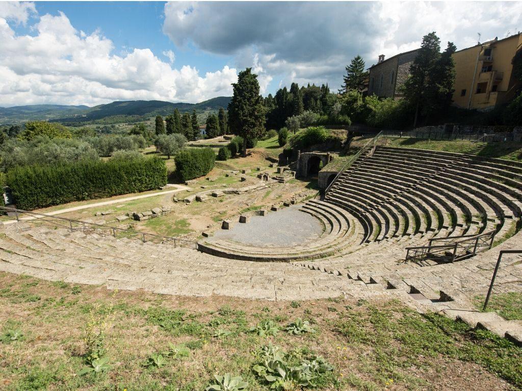 Una vacanza arte e cultura a Fiesole, all'antico anfiteatro romano