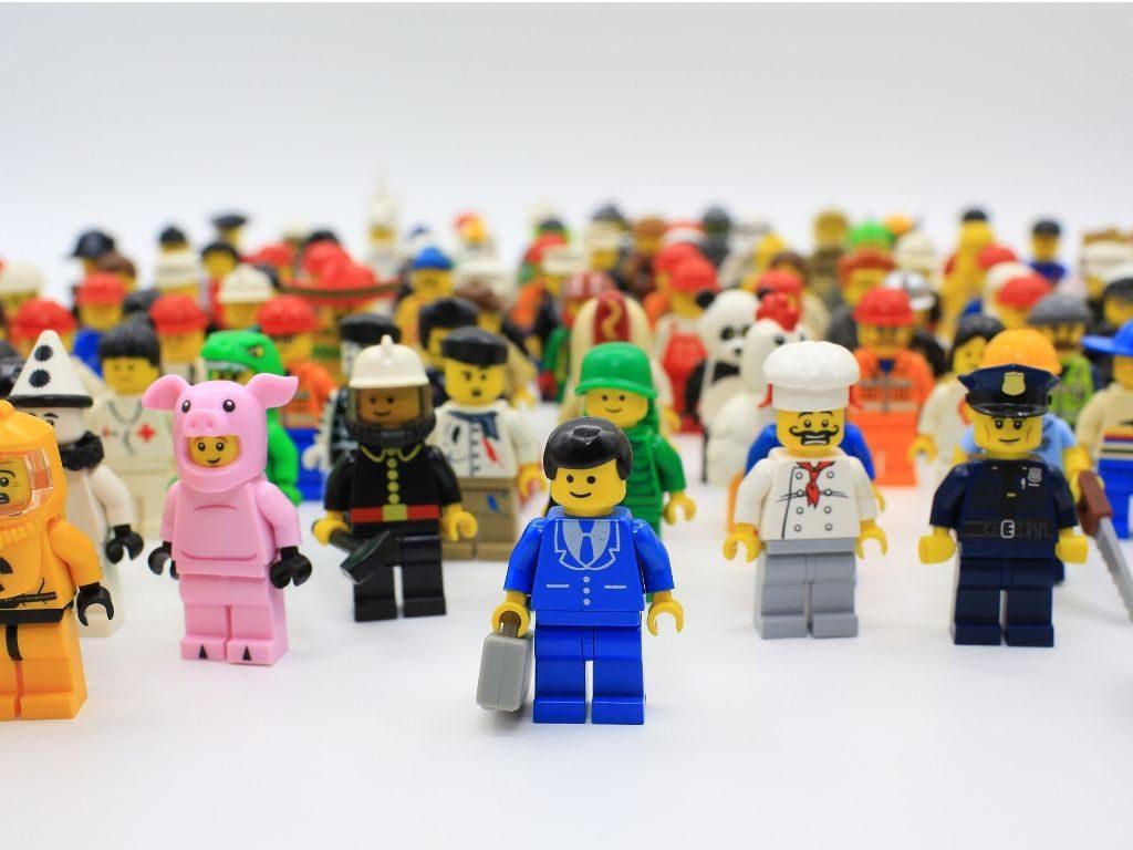"""Vacanza arte e cultura alla mostra """"I Love Lego"""" a Palazzo Bonaparte"""