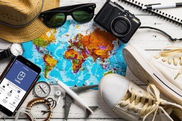 10 app più utili per viaggiare