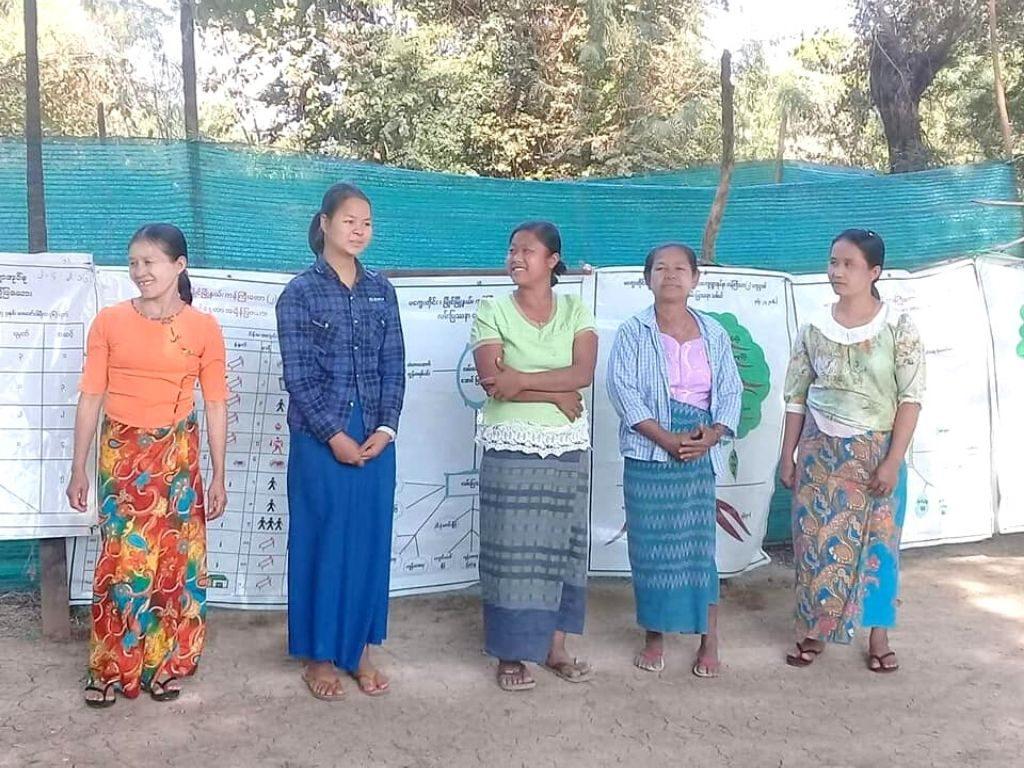 Emancipazione della donna all'interno della comunità, il ruolo della donna birmana